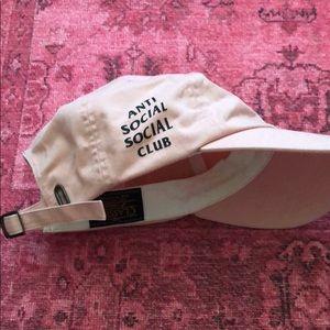 Accessories - Antisocial Signature Cap